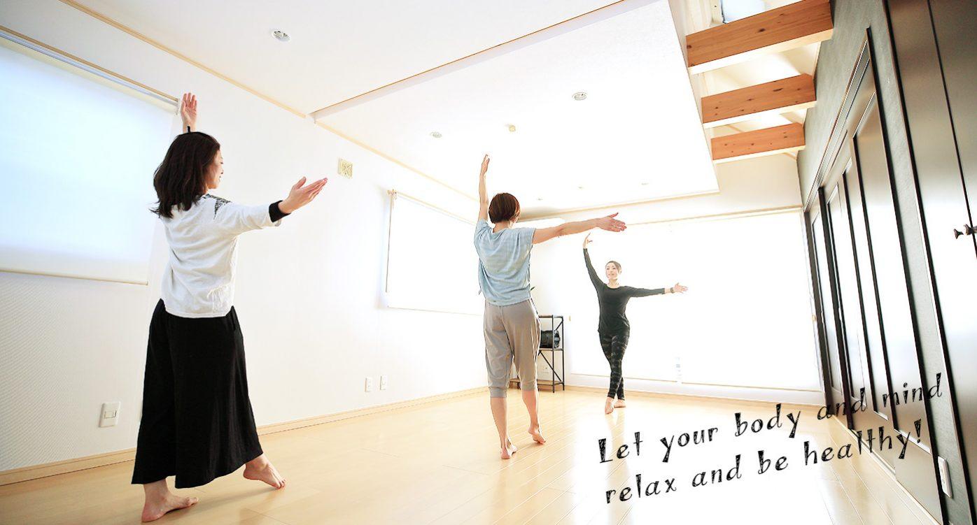 フィットネス・トレーニング写真2