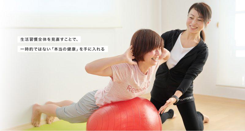 フィットネス・トレーニング写真3