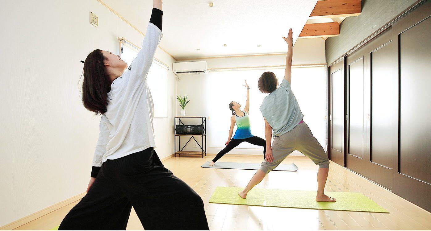 フィットネス・トレーニング写真9